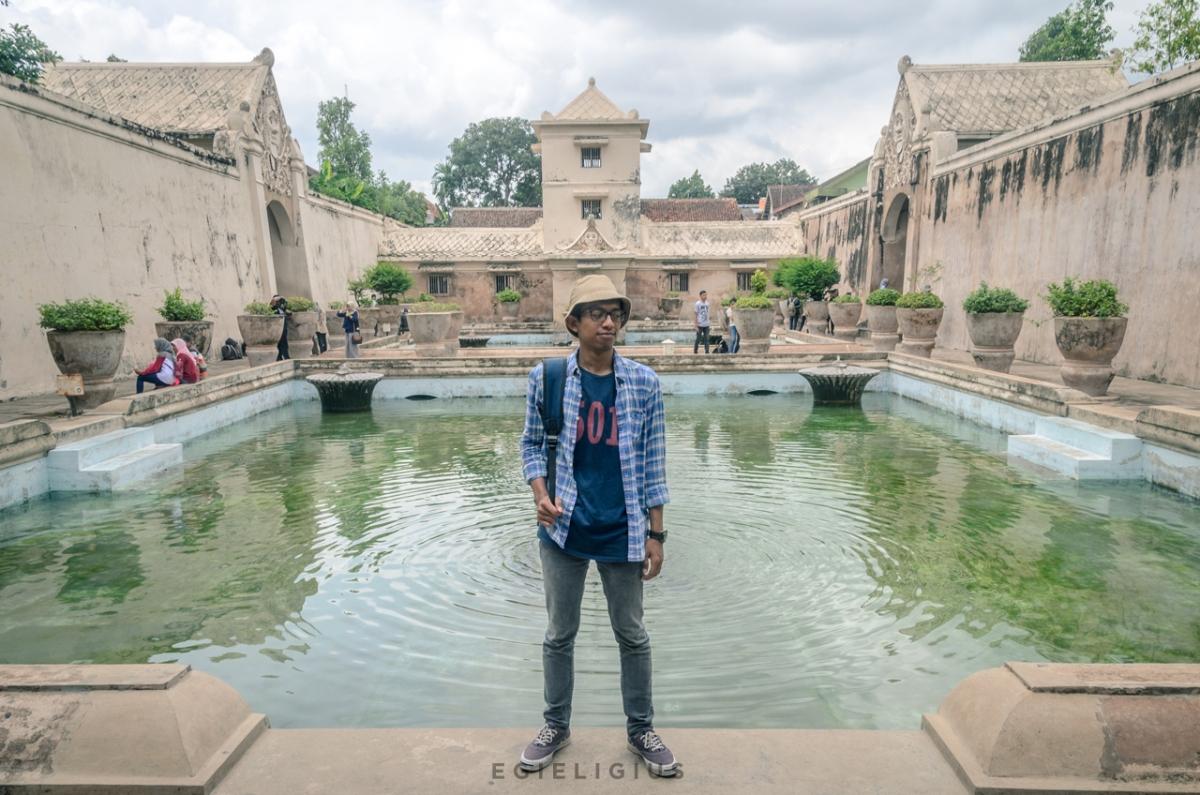 Keliling Wisata Taman SariYogyakarta